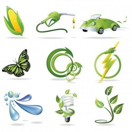 free vector Environmental vector