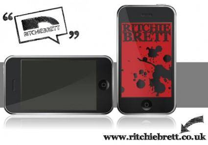 free vector Free iPhone3GS Vector