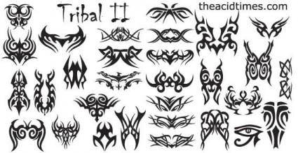 Tribal vectors