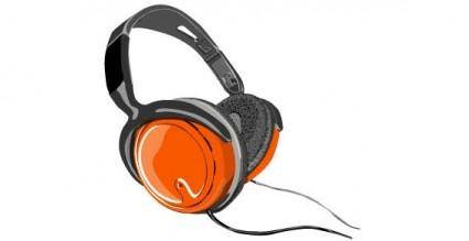 free vector Vector headsets