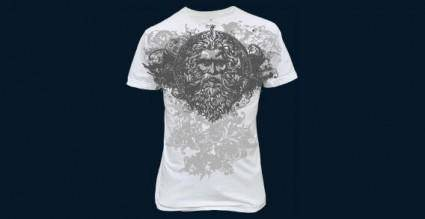 free vector Vector t-shirt design