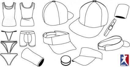 free vector Vector accessories