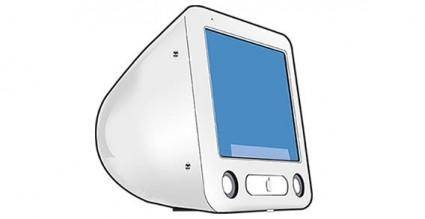 free vector Monitor vector