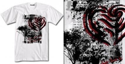 free vector T-shirt-design