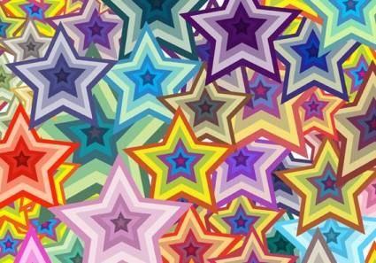 free vector Wallpaper - Star