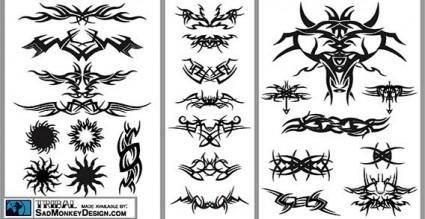 Tribal vectors