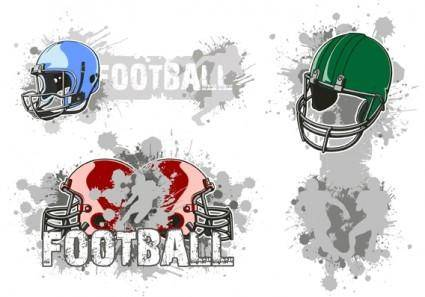 free vector Football T-shirt Urban Designs