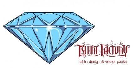 free vector Diamond Vector