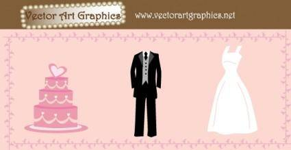 free vector Wedding Free Vector Graphics