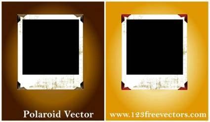 free vector Polaroid Vector