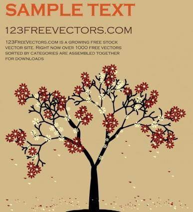 free vector Greeting Card Vector