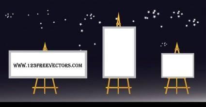 free vector Billboard Vector
