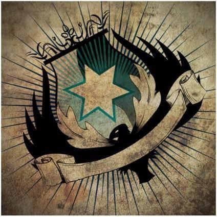 Lord Pheonix Heraldry Vector