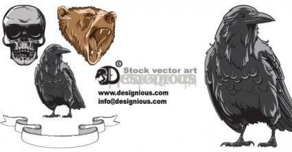 free vector Vintage Mega Pack 10 Free Samples