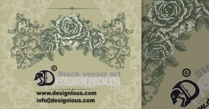 free vector Free Vector Vintage Illustration