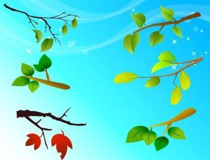 Free Vector Foliage
