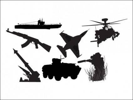 free vector Military Vectors