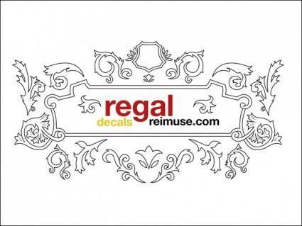 free vector Regal