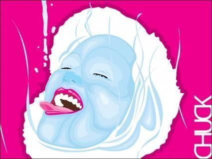 Liquid Face