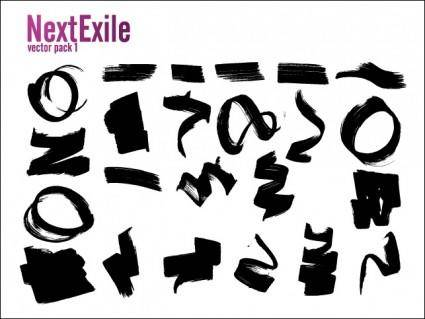 free vector Next Exile Vector Pack 1