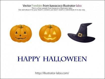 free vector Happy Halloween