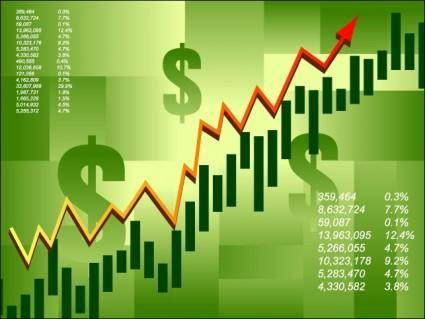 free vector Finance Stock Market