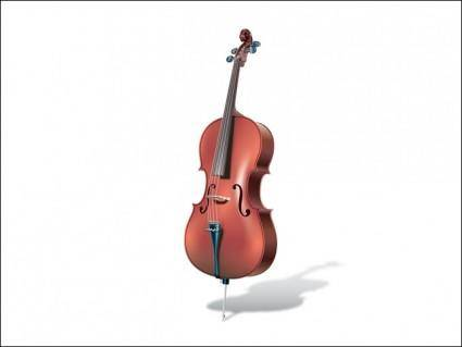 free vector Cello