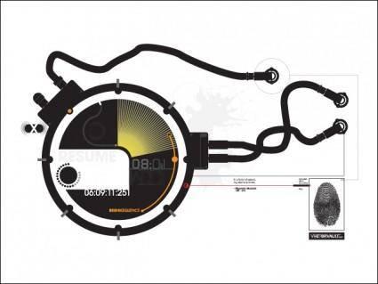 free vector Detonator
