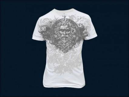 free vector Free T-Shirt Design