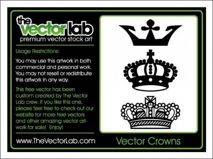 Vector Crowns