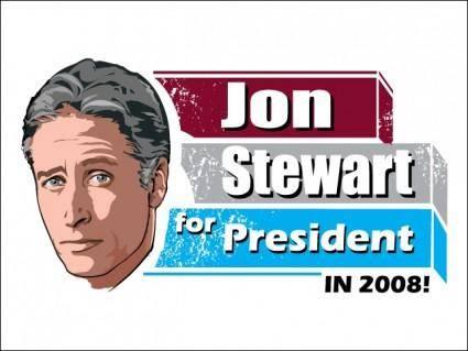 Jon Stewart for President!