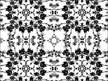 free vector Seamless Wallpaper