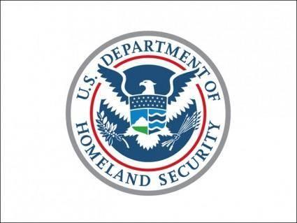 free vector DHS Logo