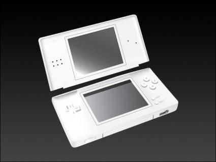 free vector Nintendo DS Lite Vector