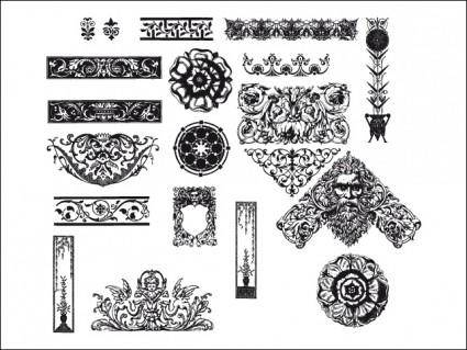 free vector Free Victorian Pack