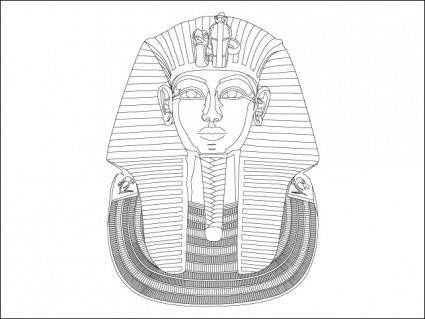 King Tut Vector