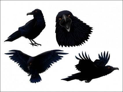 Dark Twitter Bird