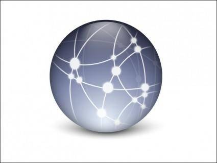 free vector OSX Network