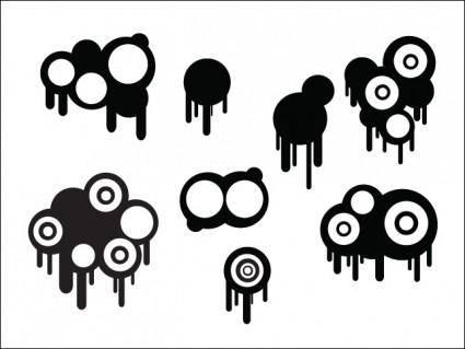 Circles And Drips