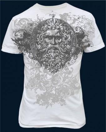 free vector Grunge T-Shirt Design