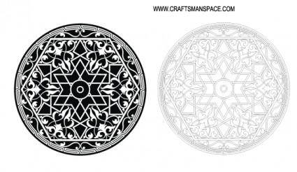 free vector Islamic Ornament