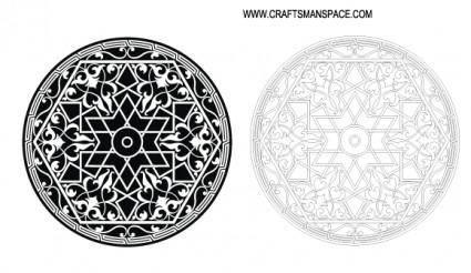 free vector Islamic Ornament