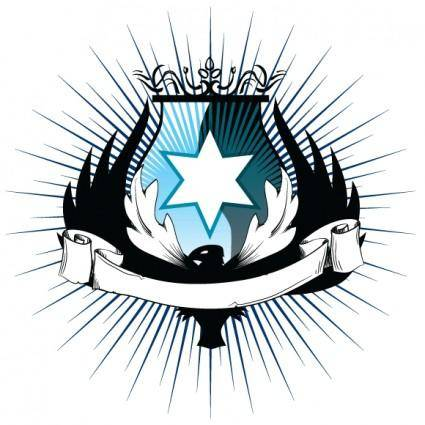 free vector Lord Phoenix Heraldry Vector