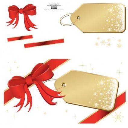 free vector Holiday Greetings E-Card Vector
