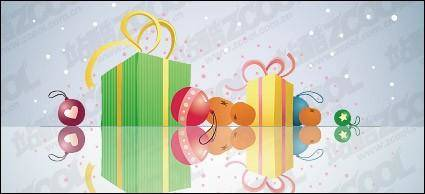 free vector Practical gifts vector material