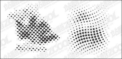 free vector Netted