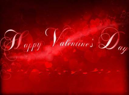 free vector Exquisite valentine background 04 vector