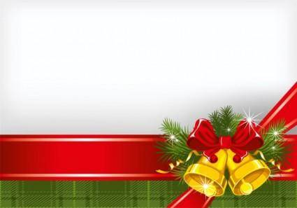 Christmas background 02 vector 15005