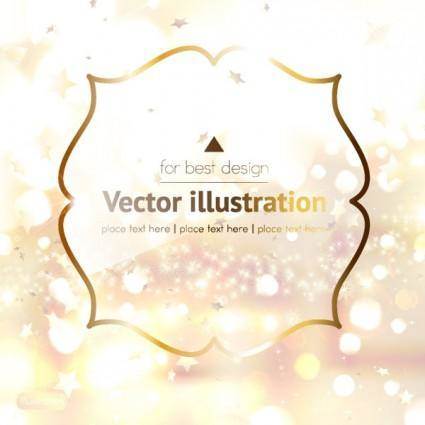 Gorgeous pattern background 01 vector