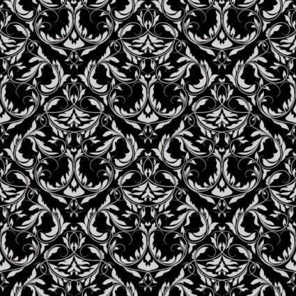 free vector European pattern background 01 vector